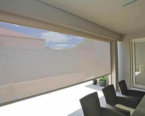 Cairns Extreme Zipscreen Blinds
