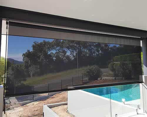 Cairns Wire Guide Blinds